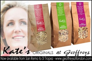 Kate's Originals now available at Geoffreys
